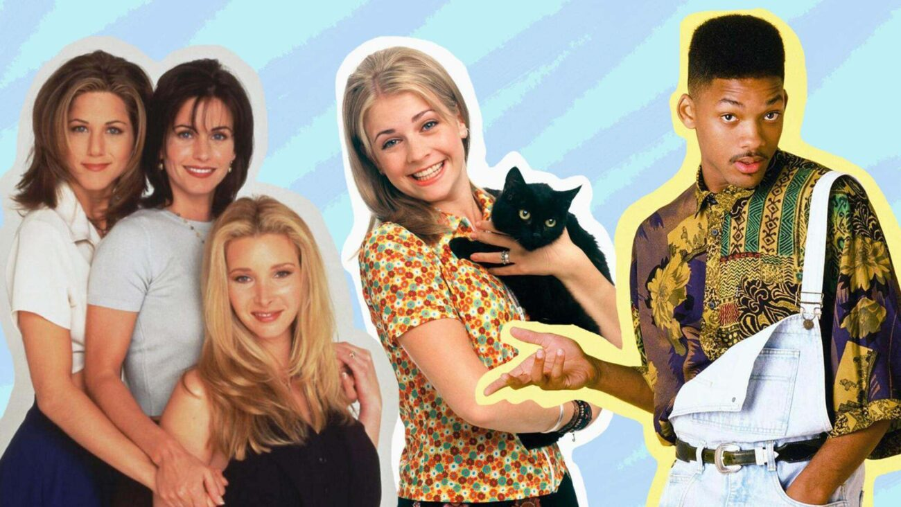 The 90s were truly an era for some really top notch sitcoms. Stroll down memory lane to revisit the most iconic of the decade.