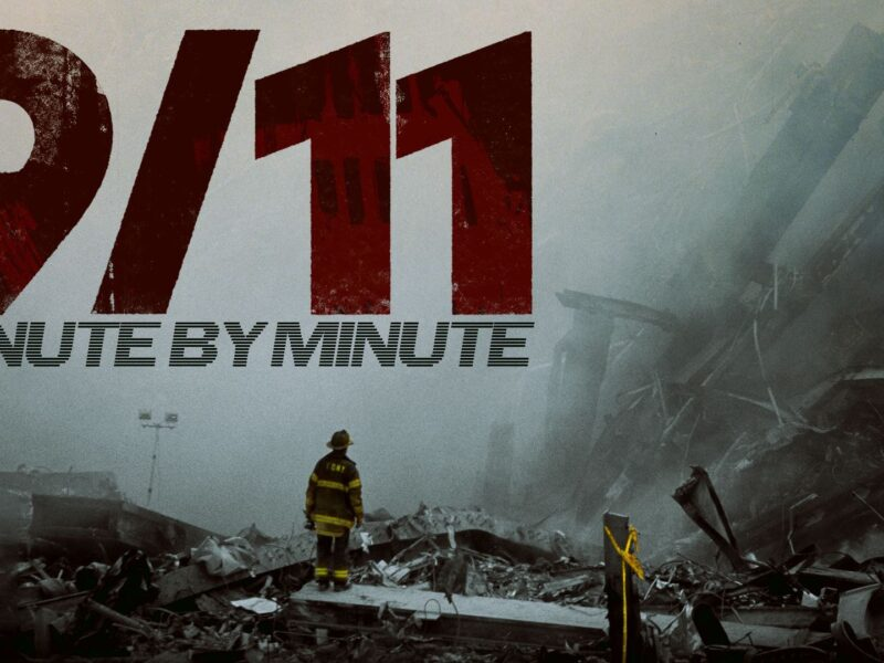 Twenty years ago, a terrorist attack on U.S. soil shook the world. Remember the tragedy with EM Productions's new documentary '9/11: Minute by Minute'.