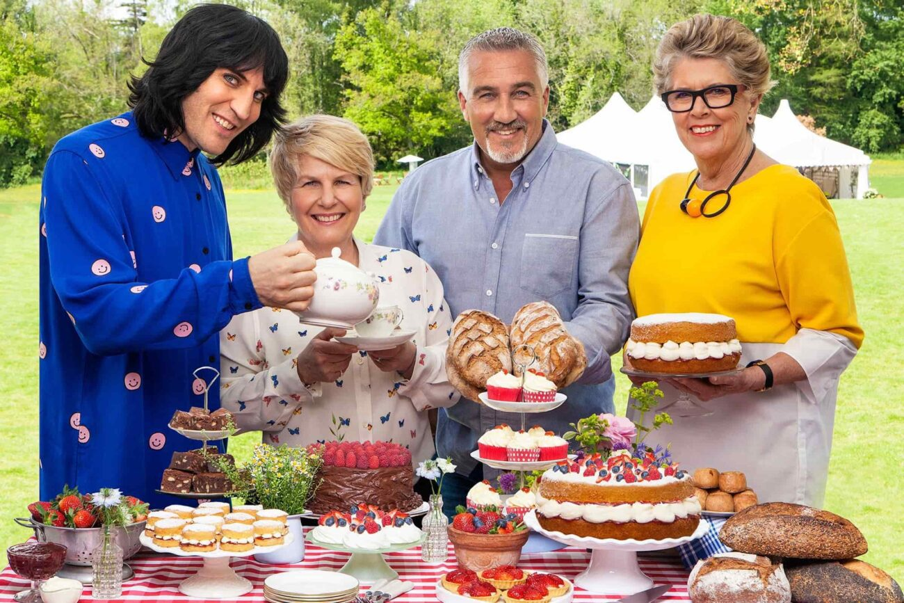 'The Great British Bake Off' is back and what better way to celebrate than making your own dessert. Try these recipes straight from the sweet series!