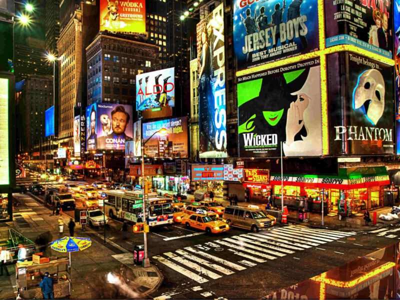 Broadway is back, baby! However, not all the shows have returned. If you find yourself in New York City, here are the hits you can see right now!