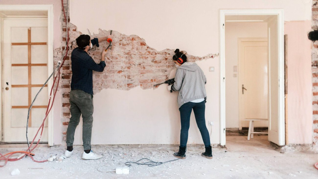DIY home repair can seem daunting, but with a little help from a professional or a guide, it's possible. Find what projects work for you here!