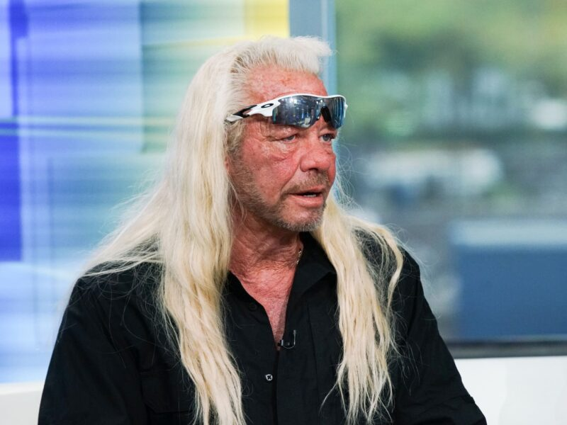 After Gabby Petito's body was found, the search for Brian Laundrie has intensified. Now, Dog the Bounty Hunter promises he'll capture the suspected killer.
