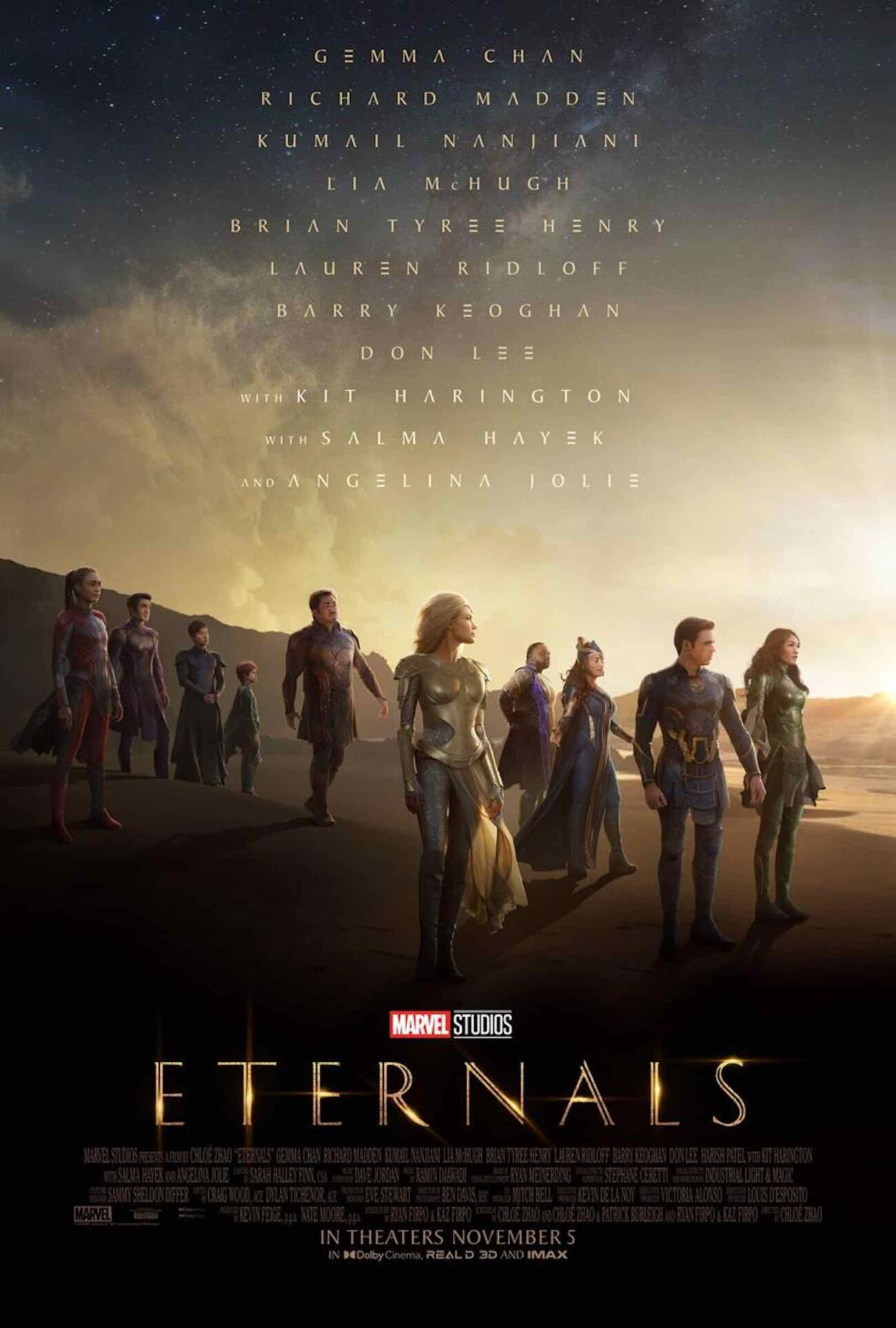 'Shang-Chi' is doing great, making us ask: Will Marvel's 'Eternals' get a full theatrical release? Get back to the theaters and dive in to find out!
