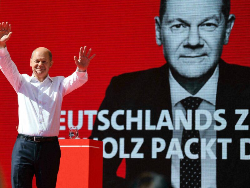 For the first time since World War II, the conservative party in Germany has lost the majority. Discover how this past election will impact the government.