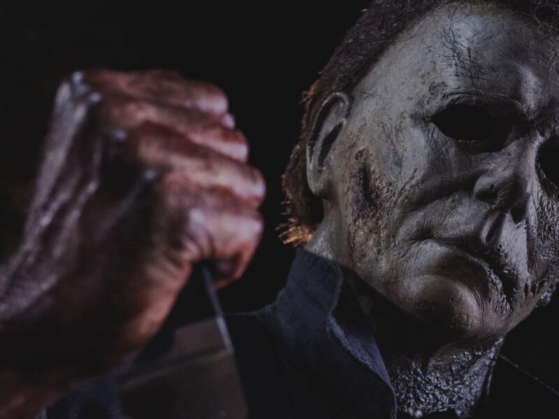 The final trailer for 'Halloween Kills' has been released and teases the unmasking of the horrifically durable Michael Myers. Will we finally see his face?
