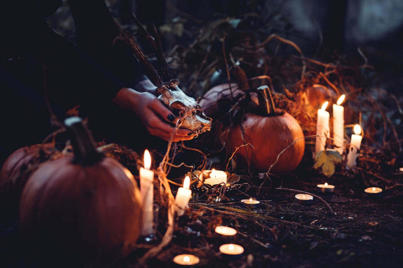 You've heard of the meaning of Christmas, but what's Halloween's origin story? Travel back in time with us as we explore the origin of this spooky holiday.