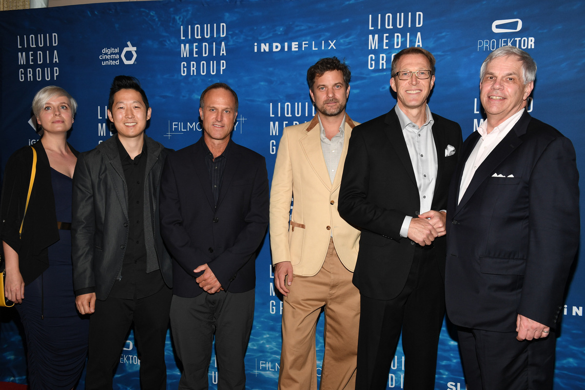 As the Toronto International Film Festival winds down, Joshua Jackson and Liquid Media group continue to be the talk of the town. Find out the real reason.