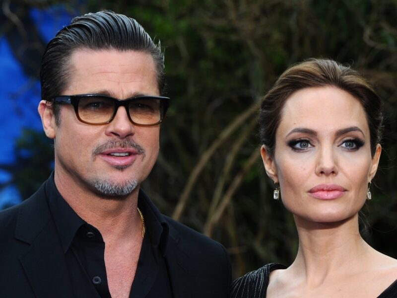 Angelina Jolie divulges the truth about her custody battle with former husband Brad Pitt. Read how the actress revealed she was afraid for her family.