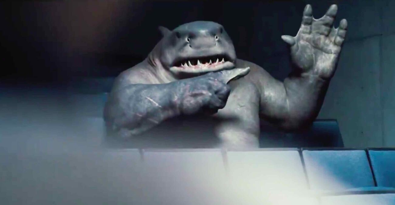 King Shark from James Gunn's new 'Suicide Squad' film has captured fan's hearts. Get ready to face off against Starro and dive into this kid sized theory!