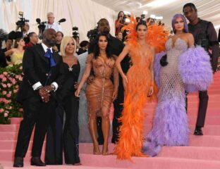 Is anyone named Kardashian really banned from the Met Gala now? Khloe just squashed the rumors on Twitter, but where did they start? Find out here.