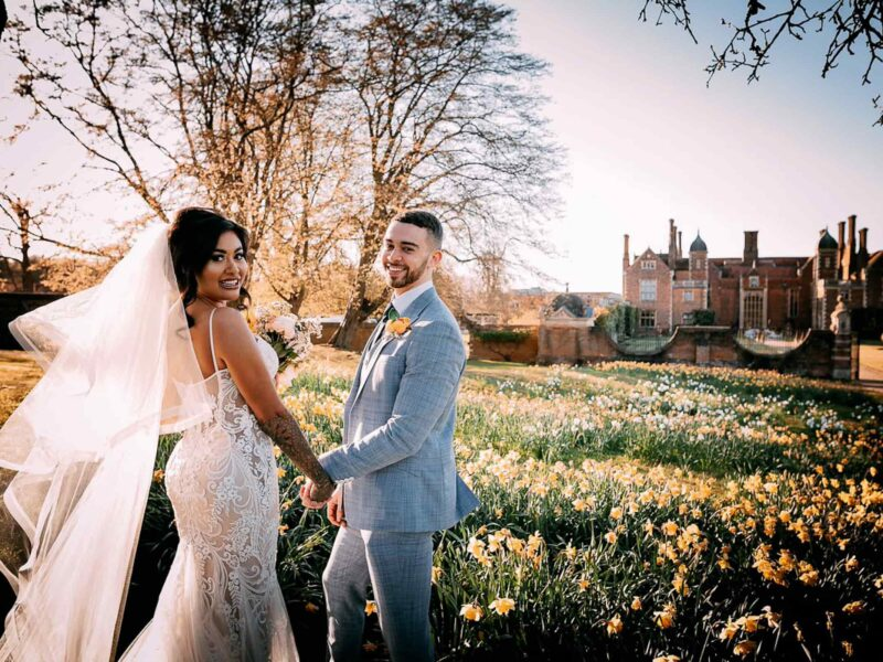 Nikita Jasmine has been kicked off the U.K. series 'Married at First Sight' due to her aggressive behavior. Read what she did to the cast of 'MAFS'.