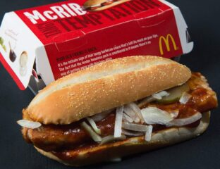 Love it or hate it, the controversial McRib is back at McDonald's. Celebrate (or protest) the sandwich's 40th anniversary with these hilarious tweets!