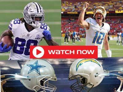 The weather's getting colder, so Football Season is here! get your NFL fix from anywhere in the world and tune into Cowboys vs Chargers streaming now!