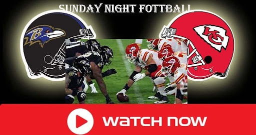 NFL is back, and tonight, the Kansas City Chiefs are taking on the Baltimore Ravens! See these teams battle it out without needing Crackstreams!