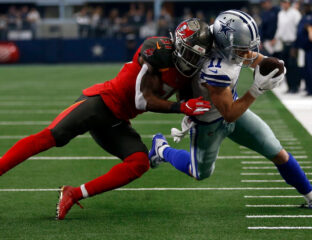 Don't miss the beginning of the NFL season as Dallas takes on Tampa during the Cowboys vs. Buccaneers matchup! Watch the game from anywhere in the world!