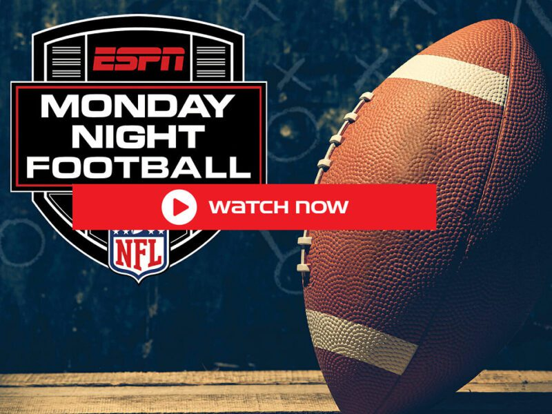 ESPN and ABC will simulcast the first Monday Night Football game 2021 of the season live free streams online.
