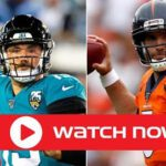 NFL season is already underway, and tonight, you can watch the Broncos take on the Jaguars from anywhere in the world! Discover where and how to watch.