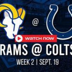 Fall is here, and so are Sunday NFL football games! Catch the Colts vs the Rams live from anywhere in the world with these streaming tips!