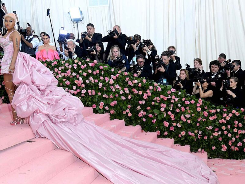 """Nicki Minaj's reasoning for her absence at the Met Gala will have you saying """"yikes!"""". Say """"yikes"""" with us as we dive into these reactions to her reasoning."""