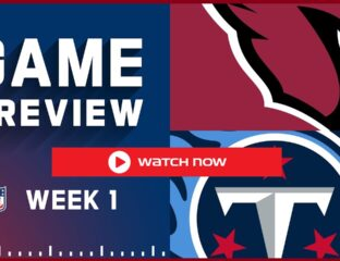 Ready to Watch Cardinals vs Titans Live Stream Free NFL Football Game 2021 Streams Online Reddit 8K Channel.
