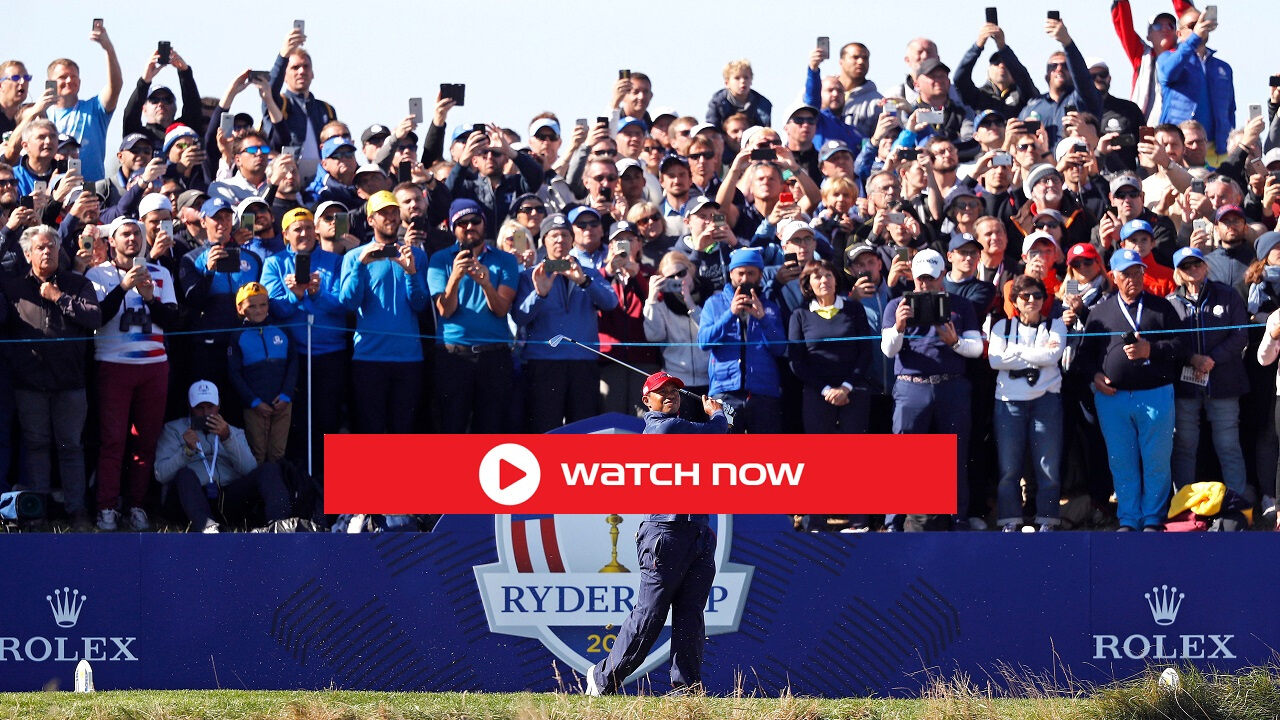 Get Update 2021 Ryder Cup TV schedule, golf live stream, watch online, streaming free, full coverage, dates, times