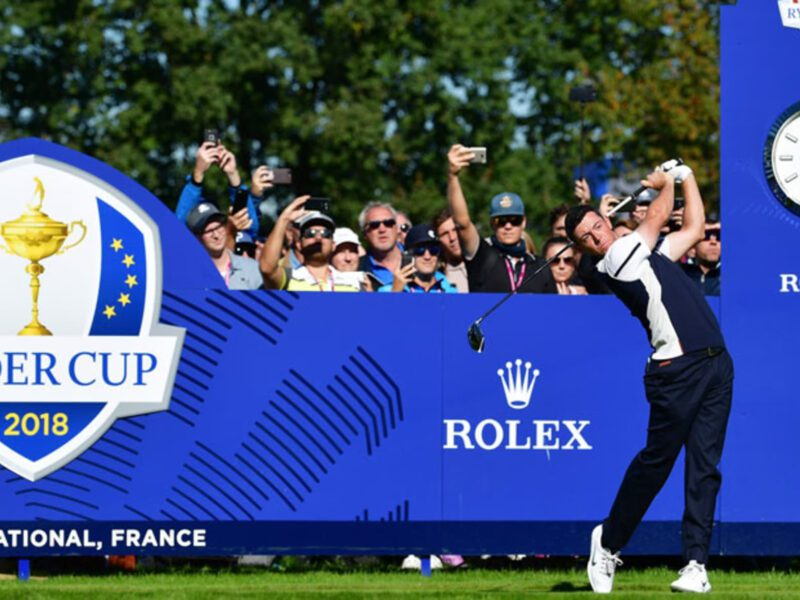 Don't miss the excitement this weekend as players from all over the world descend on Wisconsin to compete for the Ryder Cup. Here's where to watch.
