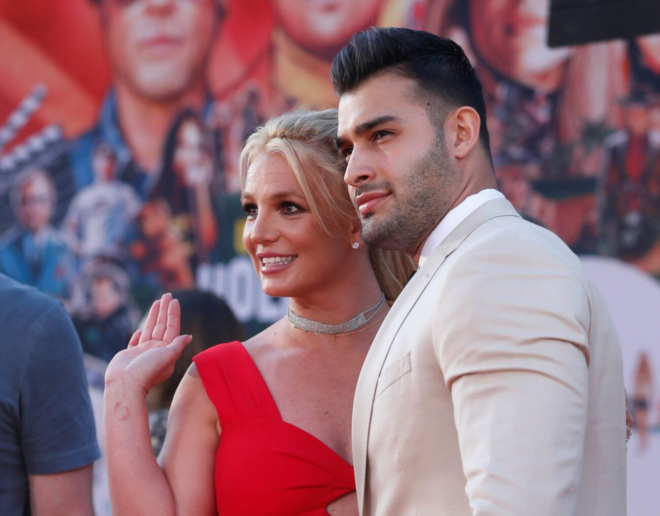 """After Britney Spears and Sam Asghari got engaged, Octavia Spencer had some sage advice. See why friends and fans are shouting """"we want prenup""""!"""
