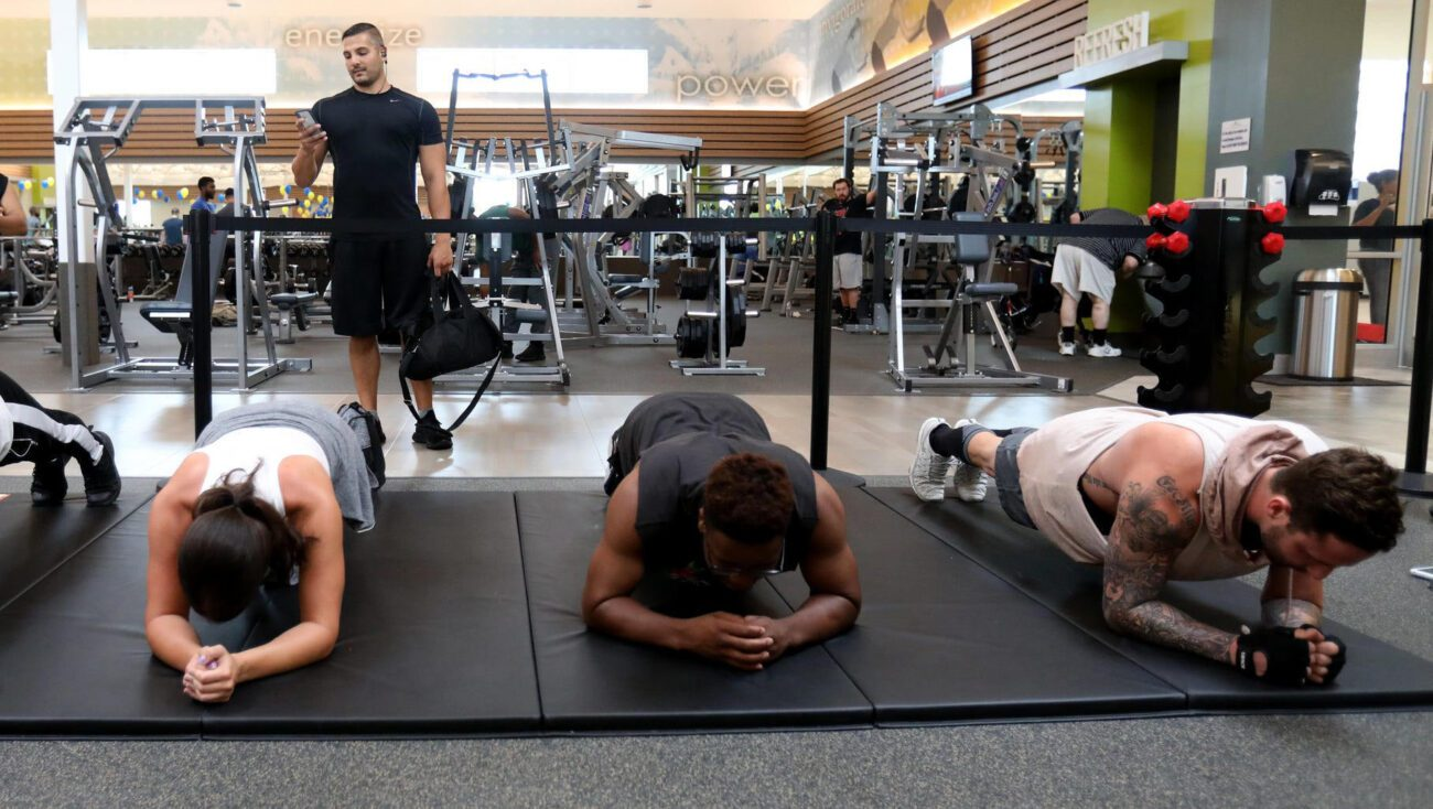 Fitness has gone down the tubes since the pandemic began. Thankfully, fitness coaches like Tobias Oyeyinka are working hard to get people back in shape!