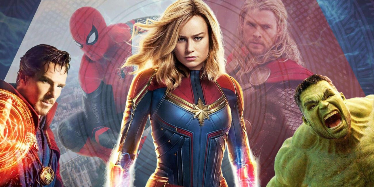 """MCU Phase 1 saw Director Fury assembling The Avengers & Tony Stark declaring """"I am Iron Man."""" What upcoming movies does Marvel have in store for fans next?"""