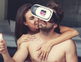 What are you waiting for? It's 2021, so yes, porn has come to virtual reality. Grab your headset and your joystick and double-click for a sensational time!