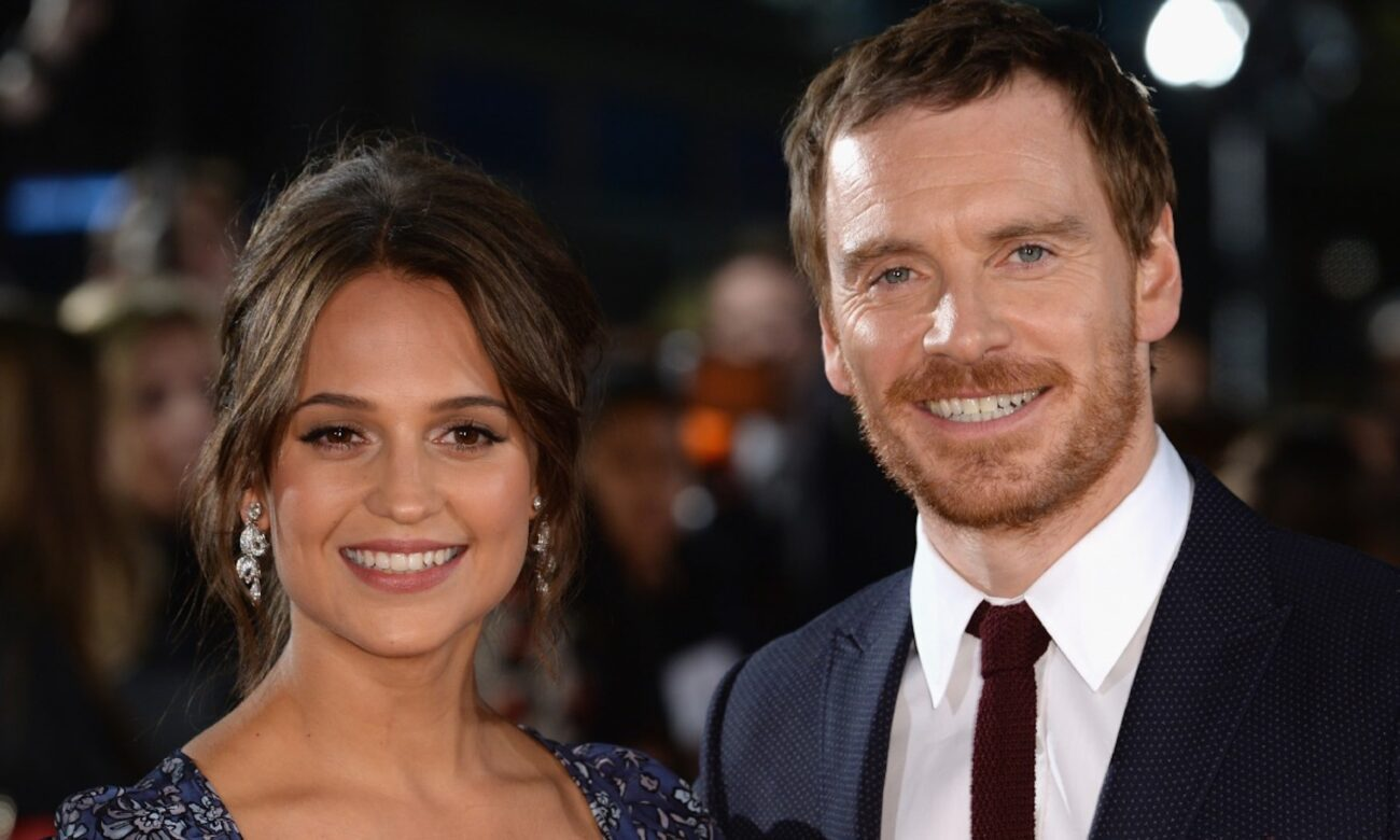 The couple has confirmed they had their first child early this year. See the latest photos of Alicia Vikander and Michael Fassbender with their first baby!