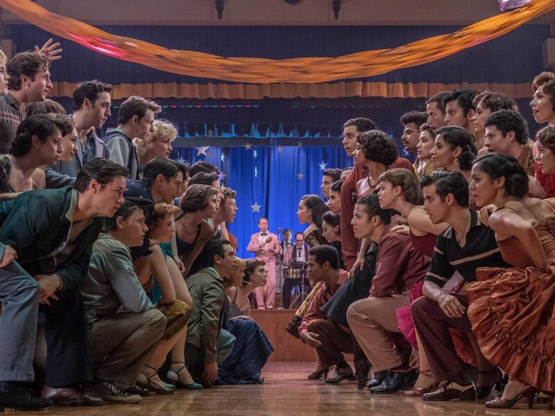 We have to admit, the cast of 'West Side Story' looks mostly solid, but will that save Spielberg's latest movie from being the next 'Cats'? Here's our take.