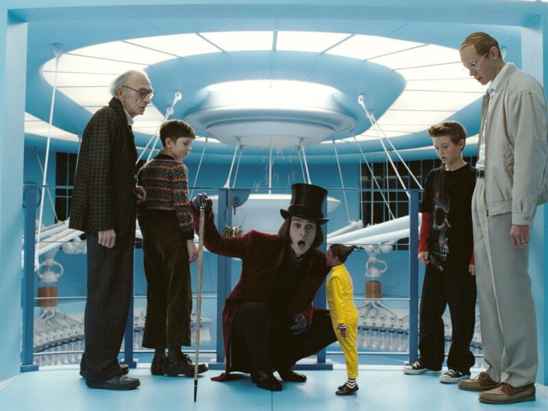 Hang onto your golden tickets, because there's a new Willy Wonka in town! Travel back to the chocolate factory and meet the cast for the new film now!