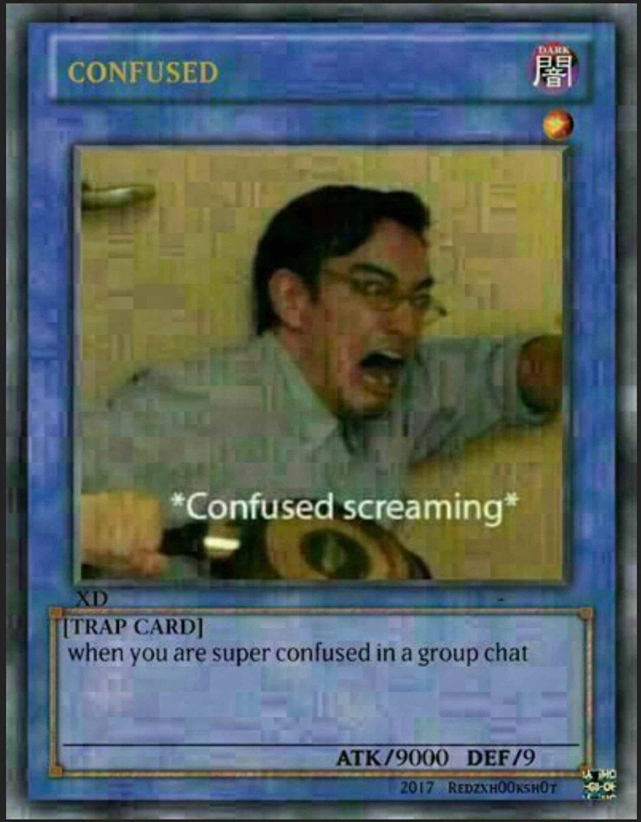 It's time to d-d-d-d-d-duel! Break out your old card collection and dive into these Yu-Gi-Oh card memes!