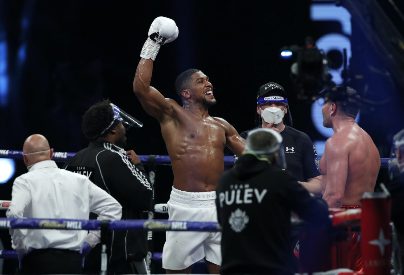 Anthony Joshua vs Oleksandr Usyk is sure to be one of the most intense boxing matches of the entire year. Don't miss the match, stream it online.