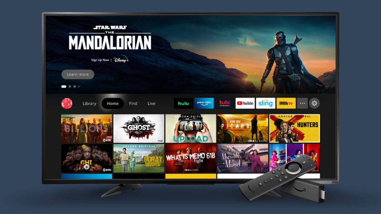 Jeff Bezos is exploring space, but Amazon customers are about to be on cloud 9 when they see what's in store for them with the new Fire TV series!