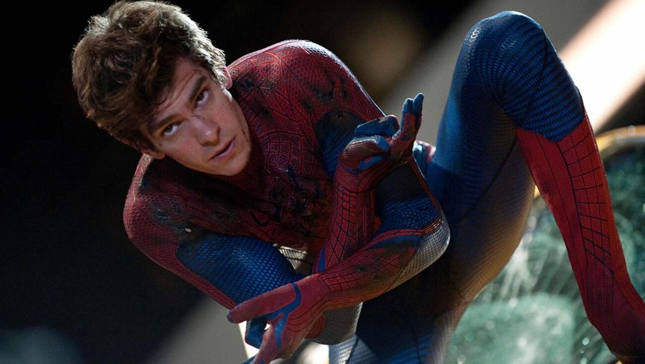 Could Andrew Garfield really, really be returning as Spider-Man in 'Spider-Man: No Way Home'. See the latest interview with the actor to find out.