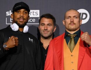 Anthony Joshua will face Oleksandr Usyk on 25th September 2021. Here's how you can watch the live stream on Reddit.