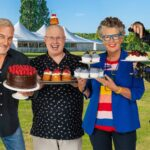 'The Great British Bake Off' is finally coming back for a new season! Open up the story and see which hosts will return to the beloved cooking show.