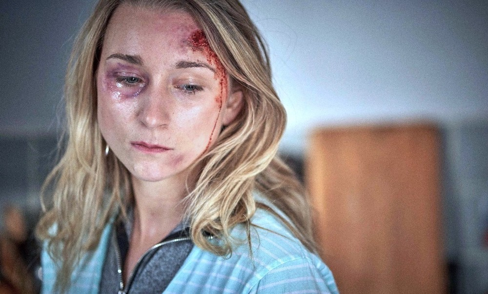 Domestic violence can be hard to depict in movies in a realistic way. See how director Kaitlyn Boxall pulls it off in 'Behind Closed Doors'.