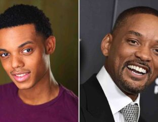 Meet the new Fresh Prince of Bel-Air, son! See as newcomer Jabari Banks score the role of Will Smith in dramatic 'Bel-Air' series.