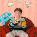 """Original 'Blue's Clues' host Steve Burns returns to say """"thank you"""" for twenty-five years of the hit children's show. Why are we an emotional mess?"""