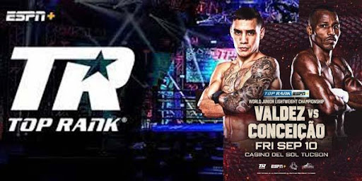 Valdez vs. Conceicao is finally here. Discover how to live stream the anticipated boxing match online and on Reddit for free.
