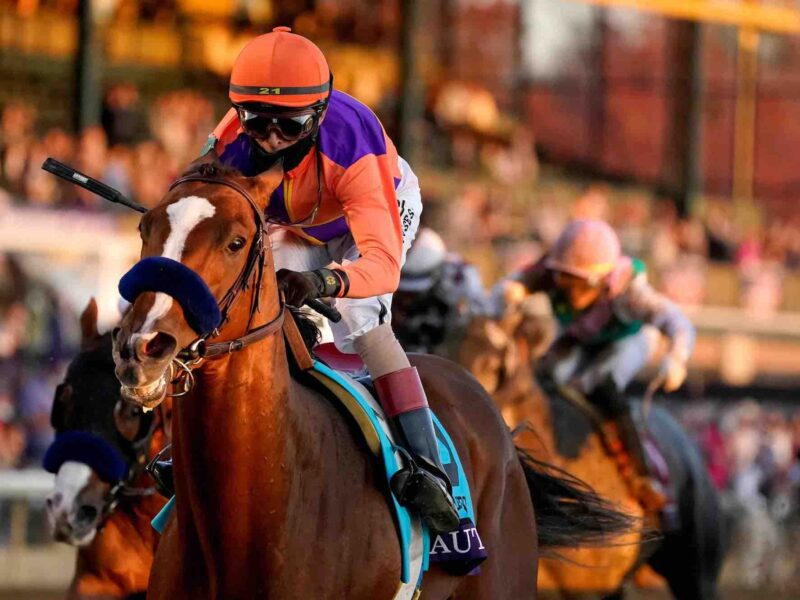 The Breeder's Cup is one of the biggest and most exciting horse racing events of 2021. Get the scoop on everything you can do while attending the race.