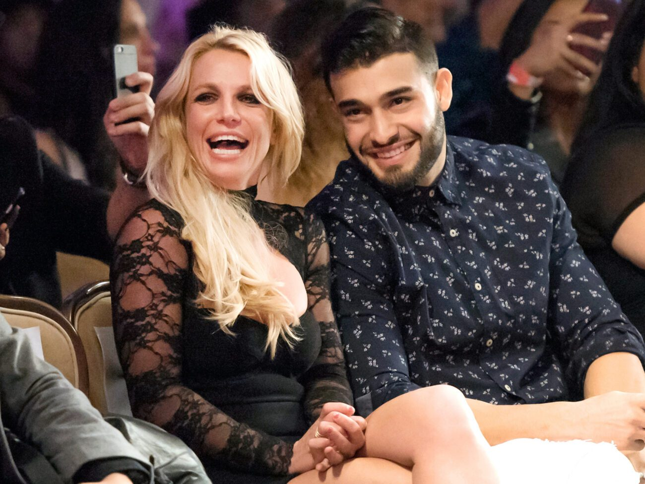 Britney Spears's boyfriend, Sam Asghari just popped the question! Will Jamie Spears get an invite to the wedding?