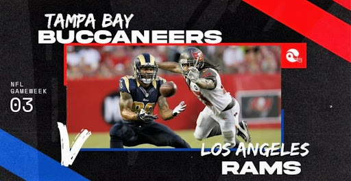Here's a guide to everything you need to know about how to watch NFL week 3 Buccaneers vs. Rams live stream on Reddit.
