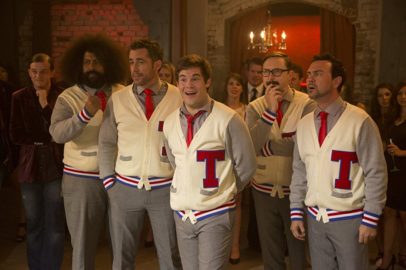 'Pitch Perfect' really does seem to have legs, seeing as there's now an upcoming spinoff series in the works. But will Ben Platt join?