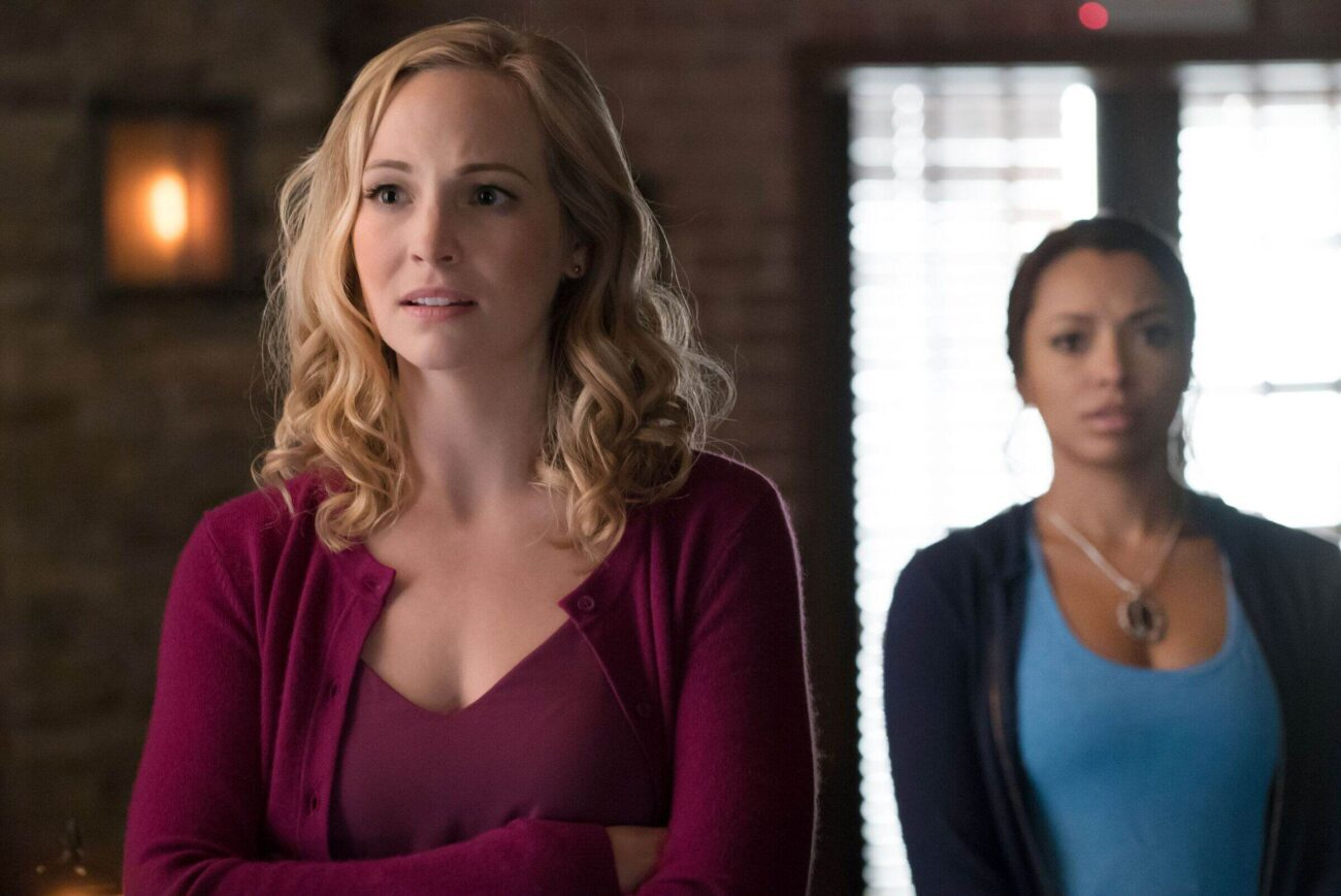 'The Vampire Diaries' delivered eight seasons of jaw-dropping plot twists, including a. . . magical vampire pregnancy? Even Candice King was shocked!