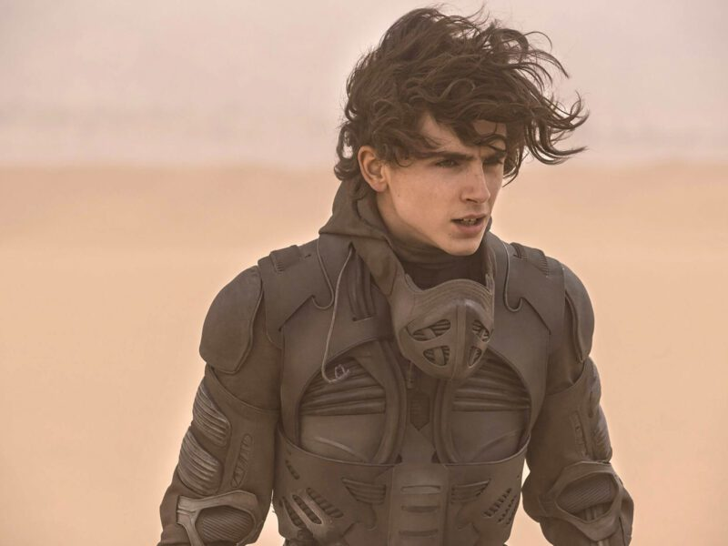 Timothee Chalamet recently voiced his support for making a sequel to the forthcoming sci-fi epic 'Dune'. What movie, or movies, are on the way?