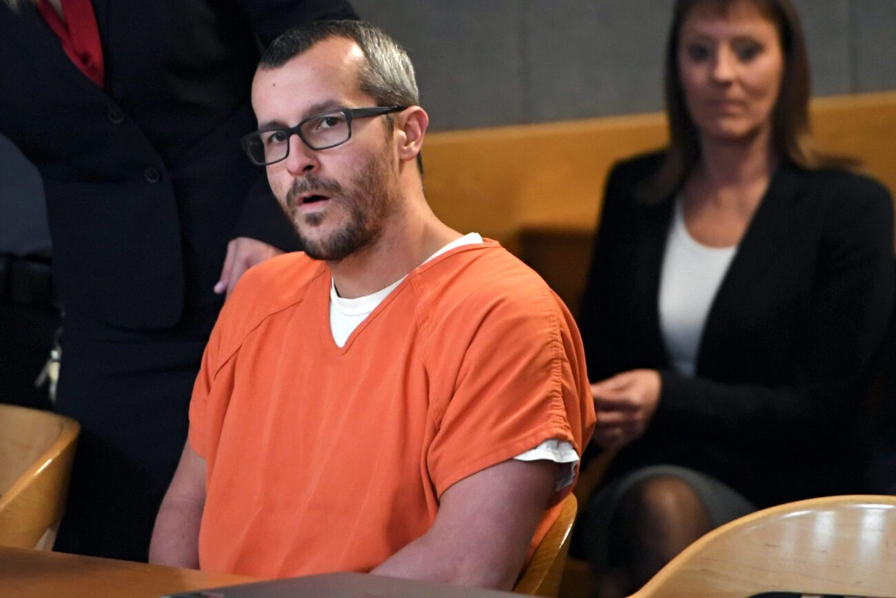 Chris Watts pleaded guilty to murdering his pregnant wife and two young daughters. Why does Reddit have the craziest conspiracies about this case?